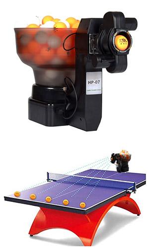 Table Tennis Robot