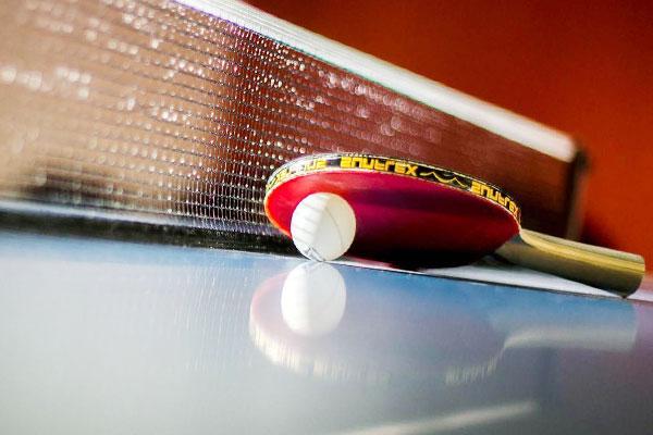 choose table tennis