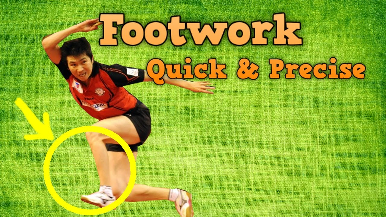 chinese table tennis footwork drills
